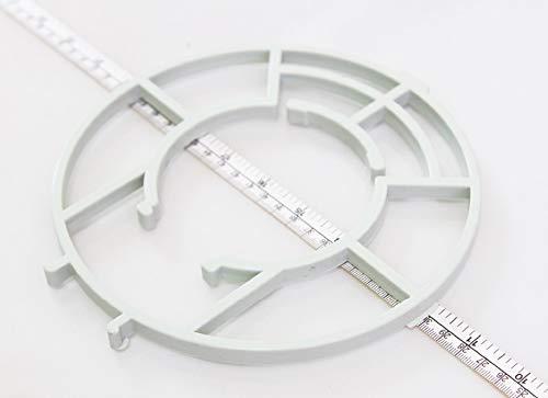 Buy Discount 5 PCS TAJIMA 200MM Inner Frame for TAJIMA Embroidery Machine(120D Size:OUT200mm,Inside ...