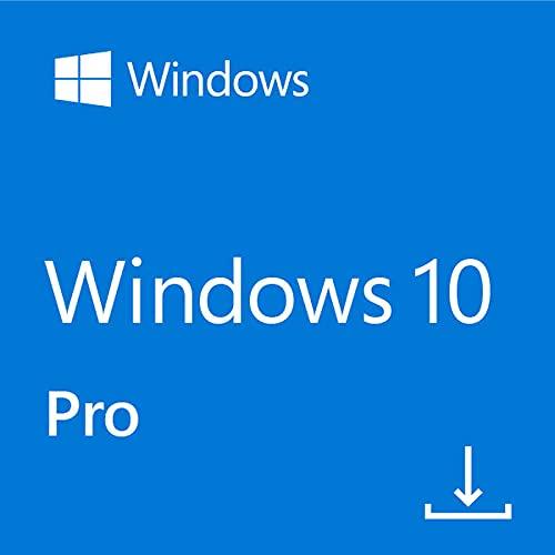 W10 Windows 10 Pro Original | OEM 32&64 bits | Code d'activation | Livraison par e-mail