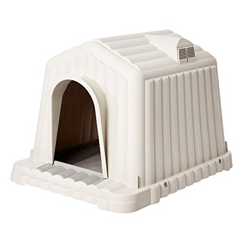 AmazonBasics Pet House, Indoor / Outdoor, Large