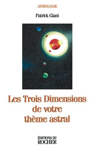 Les Trois Dimensions de votre thème astral