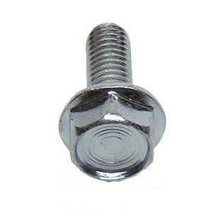 Sechskantkopf-Schrauben mit Bund, Edelstahl A2, M8 x 20mm, 4 Stück