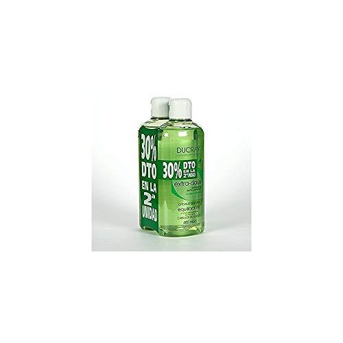 Ducray–Shampoo equilibrante, confezione doppia