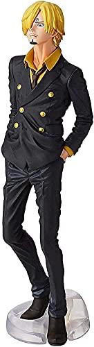 UanPlee-SC Personajes Anime Estatuilla Una Pieza Figura de Memoria Sanji 26 cm KA1179 KA1179QM