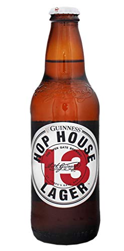 BIRRA GUINNESS HOP HOUSE 13 LAGER 33cl X 12 pz