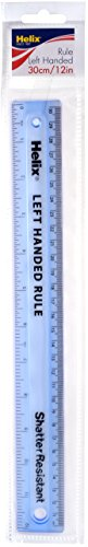Helix 30cm Linkshänder Lineal