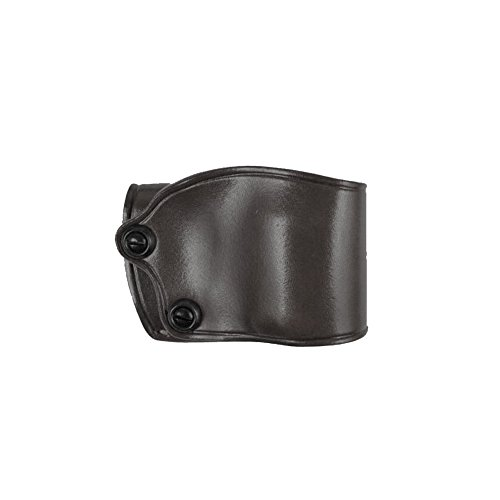 Galco Yaqui Slide Belt Holster for 1911 3-Inch-5-Inch Colt, Kimber, para, Springfield, Kahr, Walther P22 (Black, Right-Hand)