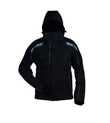 Softshell-Jacke schwarz- Elysee® Größe XS - XXXXL (M)