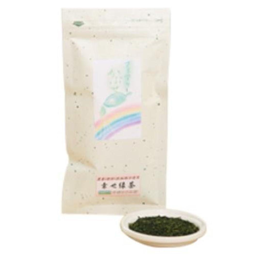 不条理邪魔する器用かぶせ緑茶 80g
