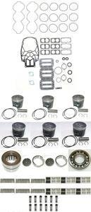 Great Features Of Powerhead Rebuild Kit Mercury 3.0 Carb & EFI, 1995-2003 Double Main