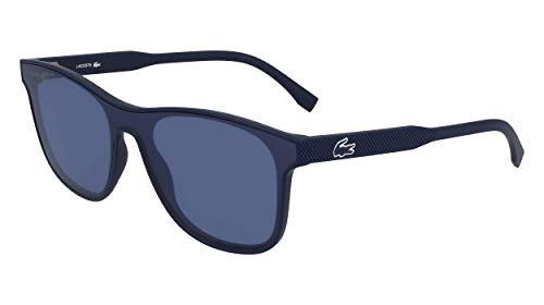 Lacoste Herren L907S Sunglasses, Blue, One Size