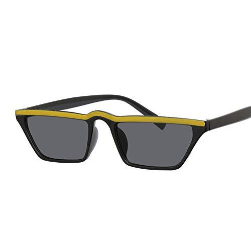 Sonnenbrille Mit Kleinem Rahmen, Farbenfrohe Modesonnenbrille, Unisex, Wandern, Angeln, Reiten, Fahren, Golfsonnenbrille