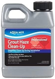 Aqua Mix Grout Haze Clean-Up During Installation 1 Gallon