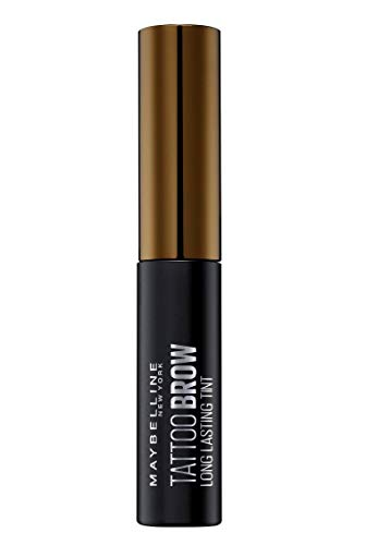 Maybelline New York - Tattoo Brow Tinte de Cejas Larga Duración, Tono 01 Light - 4,6 g