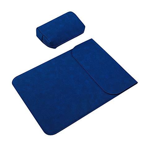 "GELing Funda para New iPad Air (3rd Generation) 10.5"" 2019/iPad Pro 10.5 2017 - Ultra Slim Función de Soporte Protectora Plegable Smart Cover Trasera Durable,Azul Marino,HuaweiM5 10.1"" (19.4X26.0 cm)"