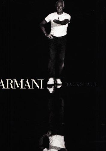 Armani   Backstage