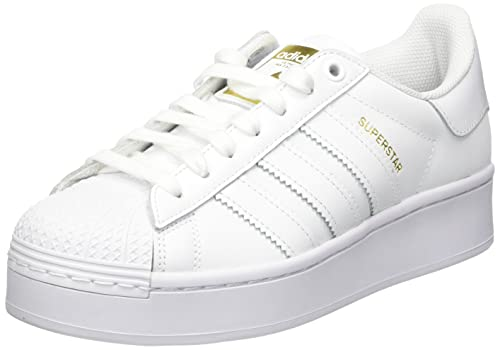 adidas Superstar Bold, Sneaker Mujer, FTWR White FTWR, 39 1/3 EU