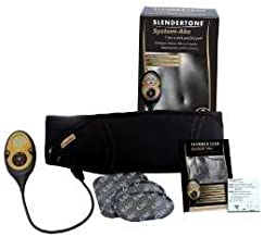 Womens Slendertone Ab Flex Belt the System Abs Abdominal Muscle Massage Workout Toning