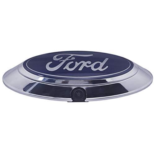 LEADSIGN Aftermarket Emblem Reverse Backup Camera for Ford 2004-2016 F150 F250 F350 F450 F550