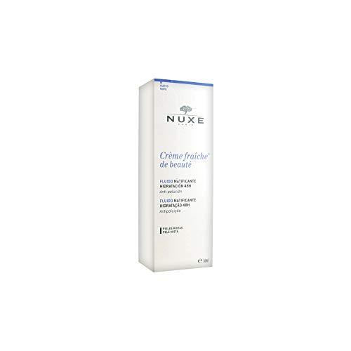 NUXE Fluido Matificante Hidratante Crème Fraîche® De Beauté Pieles Mixtas. Tubo 50 Ml