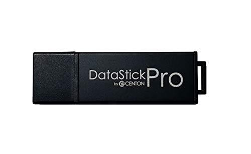 128GB Silver Metallic Centon USB 2.0 Datastick Pro