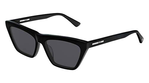McQ MQ 0192S 001, CatEye zonnebril, 54
