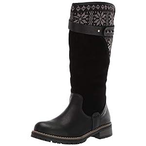 MUK LUKS Women's Kelsey Boots Mid Calf