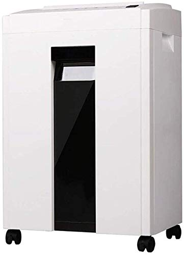 Fantastic Prices! Mopoq 8-Sheet Cross-Cut Paper Shredder, 10-Minute Continuous Running Time, Shredde...