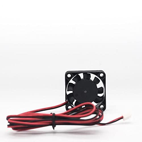 5015/4010 12V 24V Turbo Ventola di raffreddamento estrusore DC Cooler Blower per stampante Reprap 3D Lunghezza 1,28 m