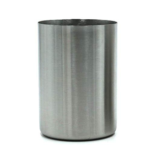 VVU Taza de Acero Inoxidable 304 de 300 ml, Taza de Agua pequeña para Beber café de Cerveza para la Escuela, Oficina, Viajes en casa