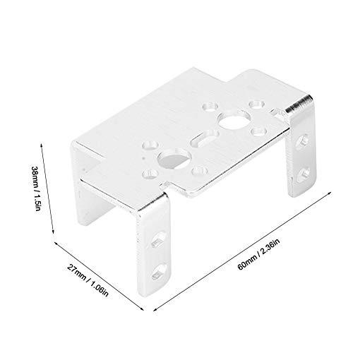2 Set Robot Part Standard Bracket Kit 7005 Aluminum 2mm Thick Bracket Kit for Tetrixrobotics Pitsco Part Industrial Accessories