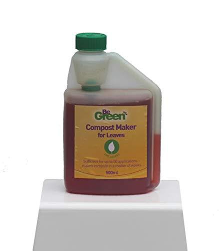 Be Green - Acceleratore di compostaggio per foglie, giardino biologico