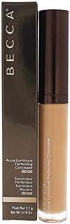 Becca Aqua Luminous Perfecting Concealer - Beige for Women - 0.18 oz