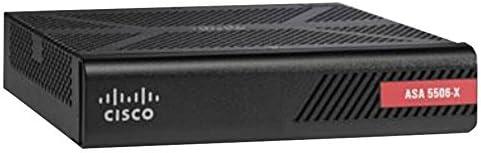 Cisco ASA5506-K9= Network Security Firewall Appliance (Renewed)