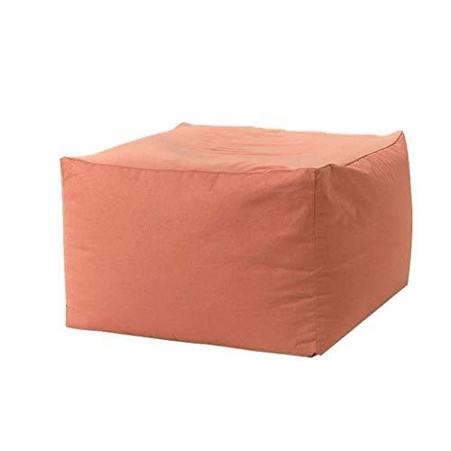NXYJD Sofá Perezoso, Tatami Bean Bag Balcón Ocio Simple de la Sola pequeño sofá Dormitorio Lazy Chair