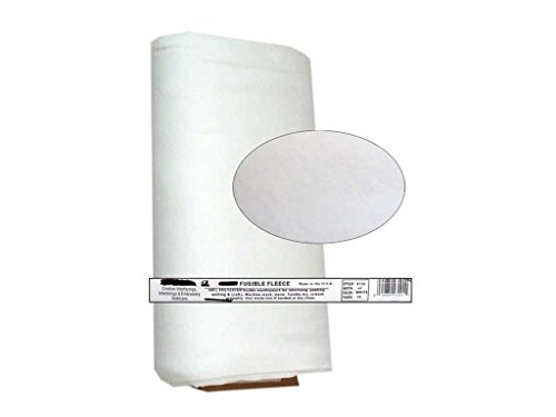 9720 White Fusible Fleece 15