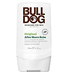 Packed with 8 essential oils, aloe vera, chamomile, cucumber and green tea extract to help calm and soothe the skin. Apply to face after shaving. Be loyal to your skin. Bulldog products never contain artificial colours, synthetic fragrances, or ingre...