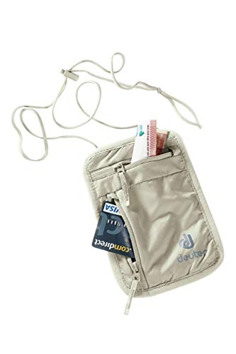 Deuter Security Wallet I, Sand, 18 x 12 cm