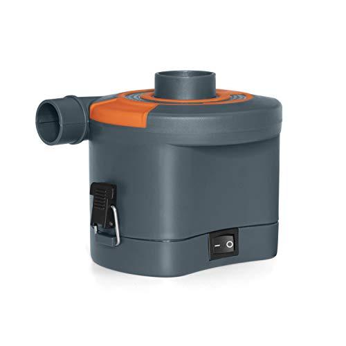 BESTWAY Unisex Jugend Sidewinder D Cell Air Pump Elektrische Luftpumpen, grau, einheitsgröße