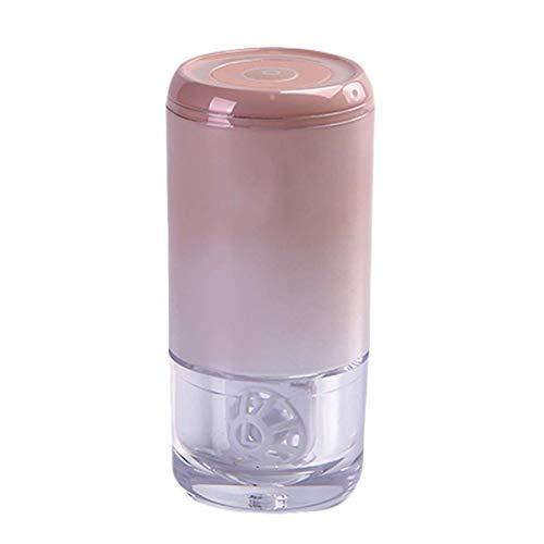 Camidy Kontaktlinsenbehälter, Behälter, Aufbewahrungsbox, tragbare Augenkontakte, Linsen, Reinigungsbox, Waschmaschine, elektrische Kontaktlinsen, Reinigungswerkzeug, Reise-Kits
