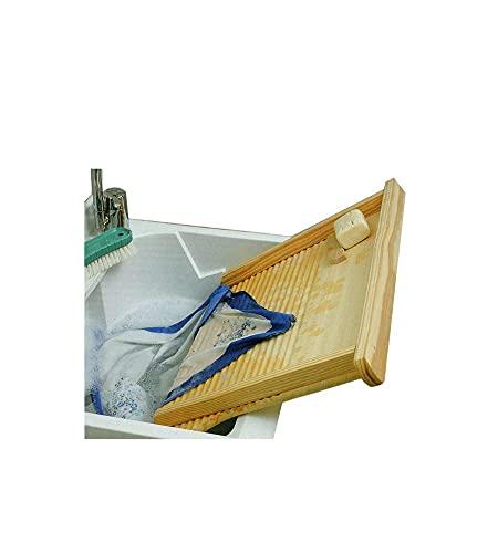 Asse per lavare Machx Danubio in legno 72x42 [MACHX]