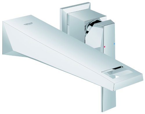 Grohe Allure Brilliant - Grifo de lavabo empotrado Cuerpo liso tamaño M...