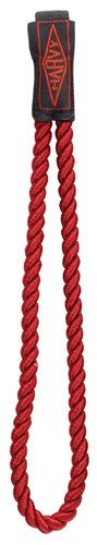 Twisted Rope Wrist Straps with Elastic Band for Walking Canes and More BURGANDY