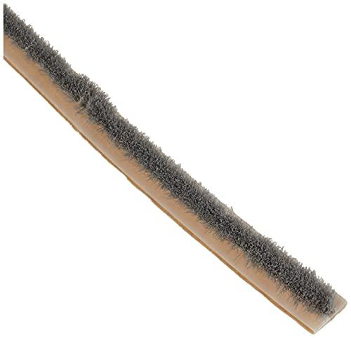 モヘア 幅6ミリ×高4ミリ グレー