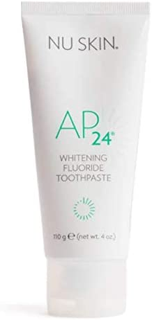 Alternative dealer Nu Skin AP 24 Discount mail order Toothpaste Fluoride Whitening