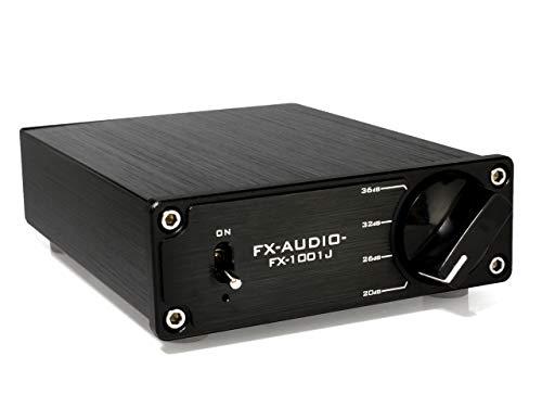『FX-AUDIO- FX-1001J TPA3116デジタルアンプIC搭載 PBTL モノラル パワーアンプ 100W×1ch ParallelBT (ブラック)』の1枚目の画像