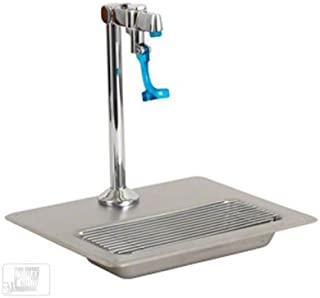 Glass Filling Station / Water Station with Glass filler and Drain Tray