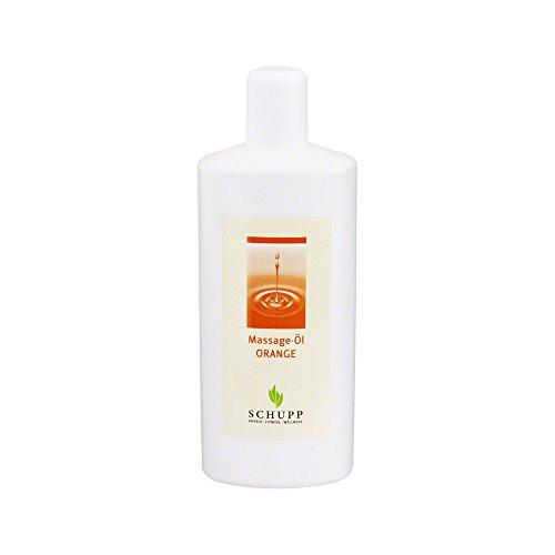 SCHUPP Massageöl Orange, 1000 ml