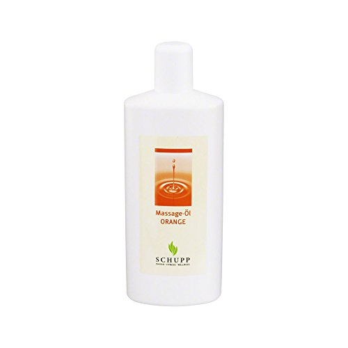 SCHUPP Massageöl Orange, 1000 ml