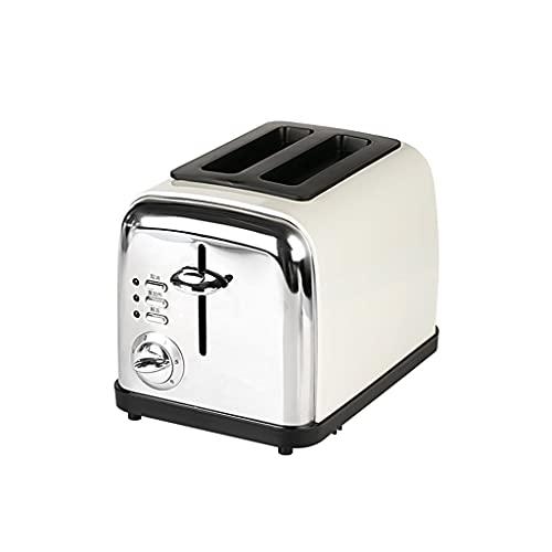 Tostadoras Retro electrodomésticos de Estilo Retro máquina automática de Desayuno