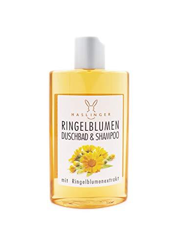 Haslinger Ringelblume Duschbad & Shampoo, 200ml